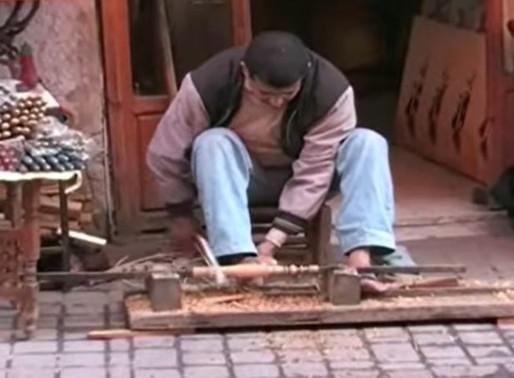 Szegény gazdagok – avagy a marokkói esztergályos