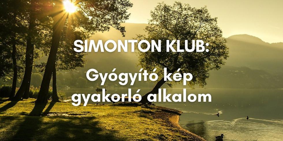 Simonton Klub- Összehangolva | Aktuális témánk: Gyógyító kép gyakorló csoport (1)