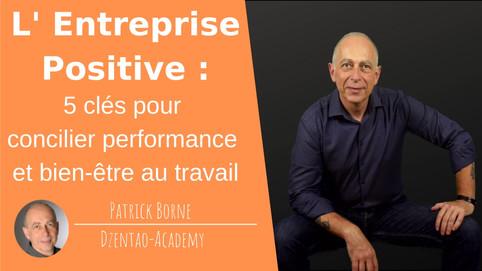 l'Entreprise Positive