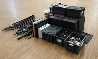 Equipement technique de Bruits de Couloirs