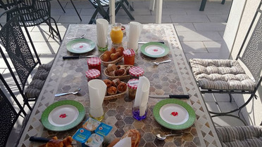 Petit déjeuner Inclus