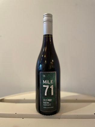 Mile 71 Mile Post Pinot Noir