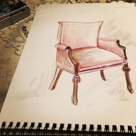 Heavy Chair