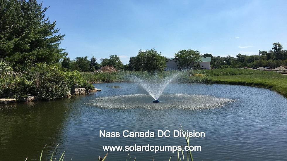 Nass 750 Fountain Lift Pump