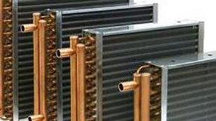 Water To Air Heat Ex-changers/Échangeurs de chaleur eau-air