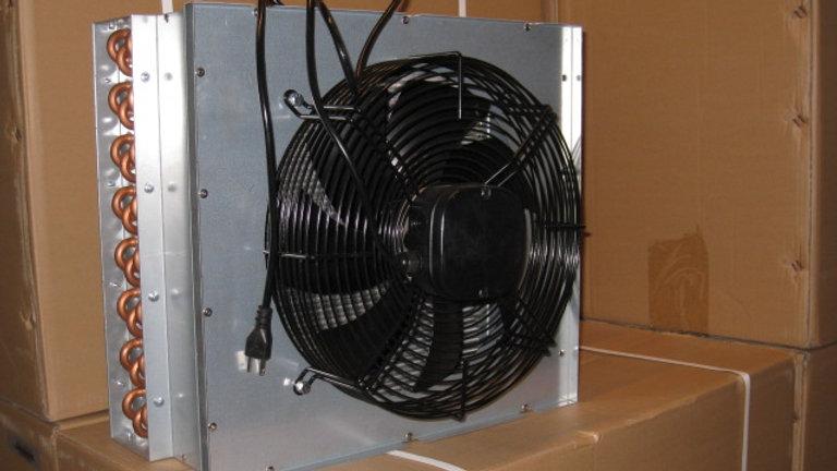 Nass Water to air with blower Units/Nass Water à l'air avec des unités de ventil