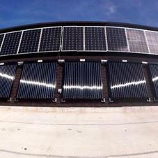 EZ Solar Social Housing North American S