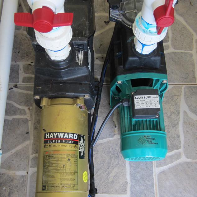 DR Pool Pump Installation, Brugal Person
