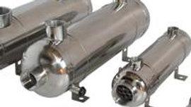 Tube & Shell Heat Ex-changer/Changeur De Chaleur à tube et à coquille