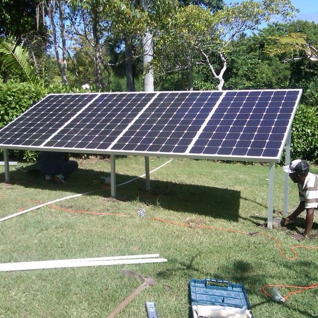 North American Solar Solutions JB Solar