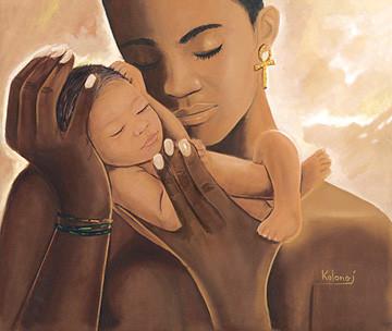 An Ode to Black Motherhood