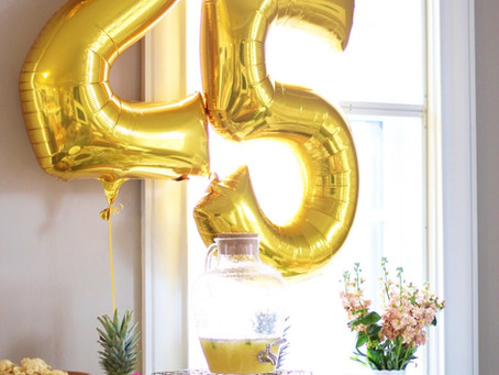 25 Lessons Learned by 25