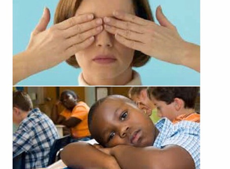 A Blind Eye Toward Change: Confronting Teacher Brutality Inside the Classroom
