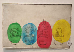 13-18 youth 1st Prize Brahminy Porter 'Let's go to Mexico'