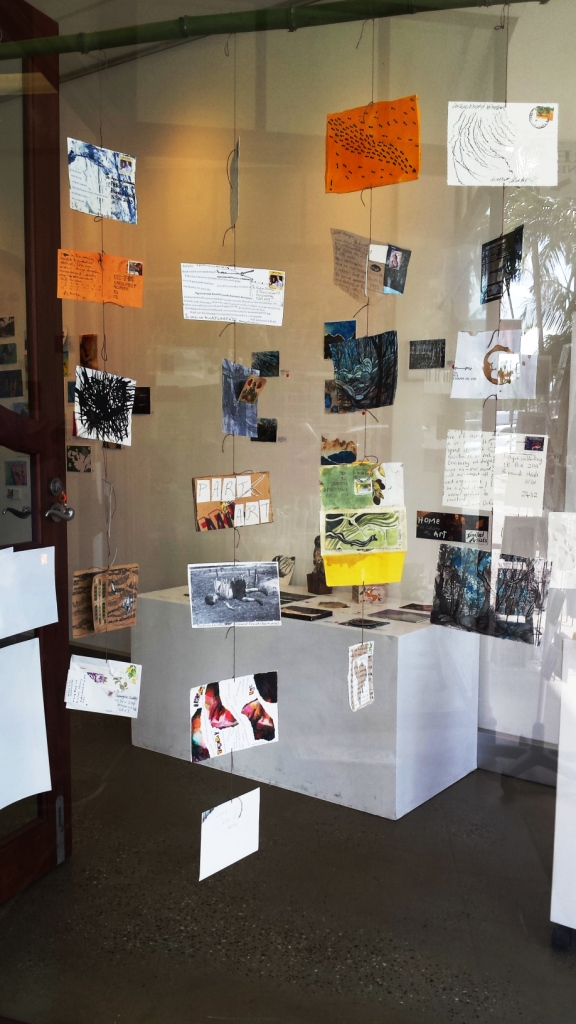 c.a.s.e. artists postcard exchange 1