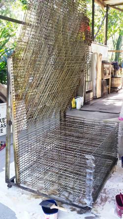 drying rack working bee