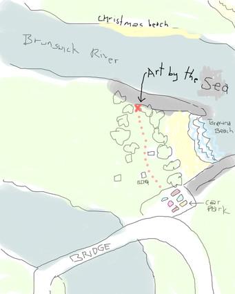 Art by the Sea -  Saturday 28th Feb 2015 - 1 pm