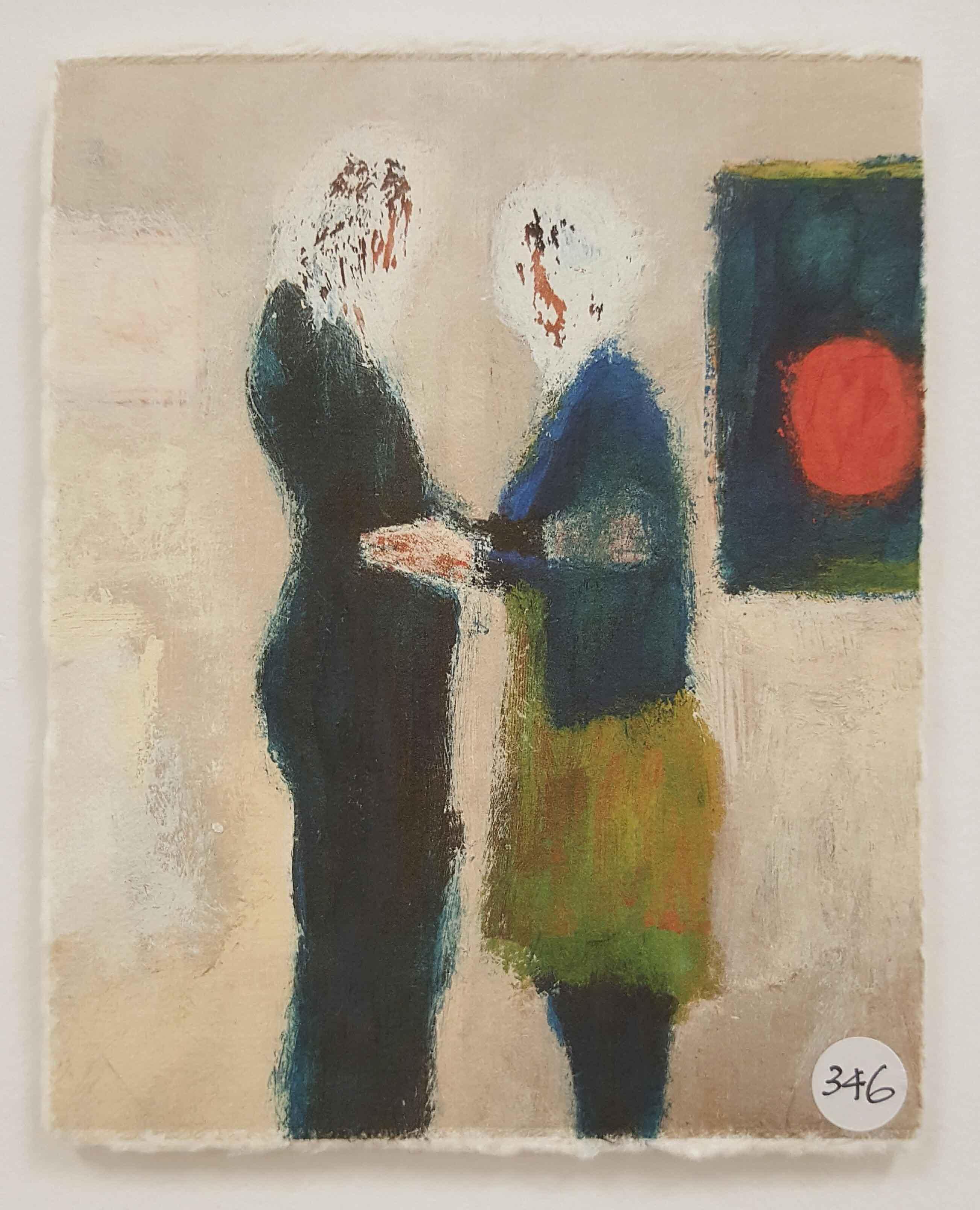 2D 1st Prize Marlene Tholen 'Sisters'