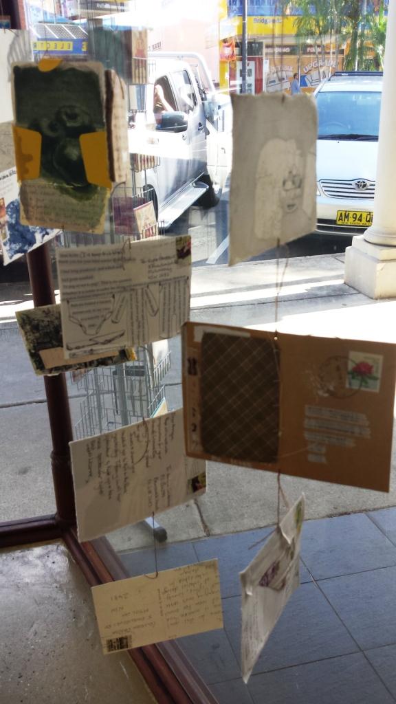 c.a.s.e. artists postcard exchange 4