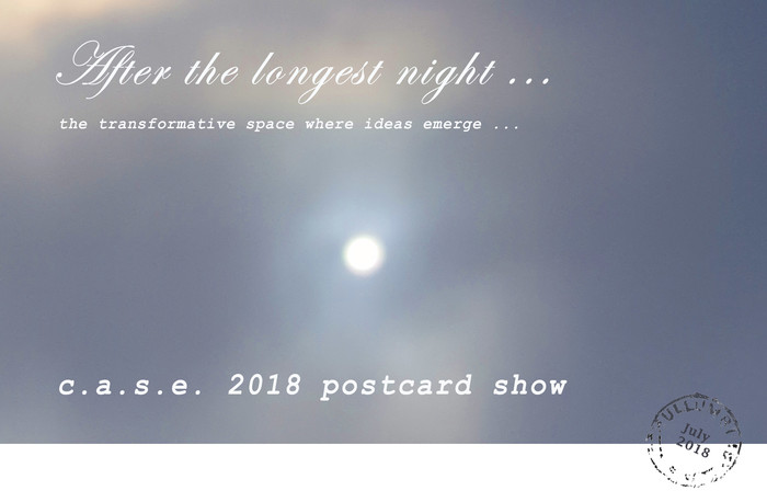 2018 postcard show: Exhibition opening 27 July 5.30 pm - 8 pm @ Byron School of Art