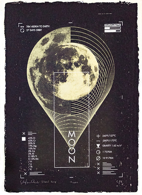 MOON - Limited Varied Edition 6/16