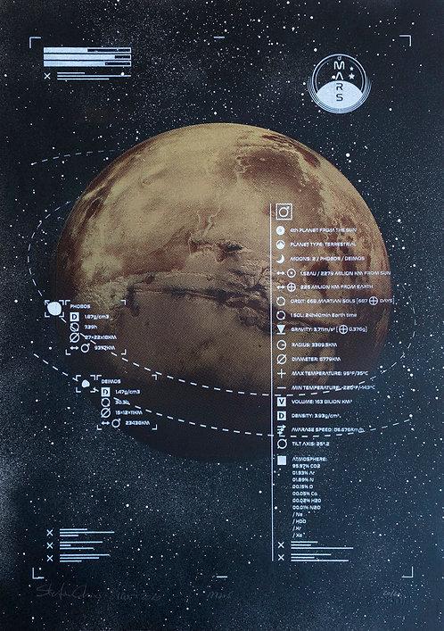 MARS - Limited Varied Edition 20/20