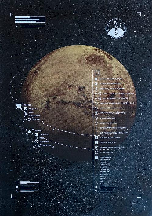 MARS - Limited Varied Edition 11/20
