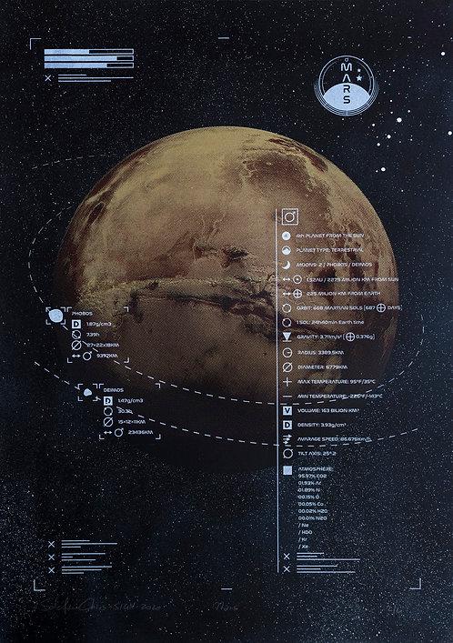 MARS - Limited Varied Edition 2/20