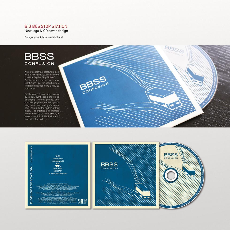 BBSS - Cover Design