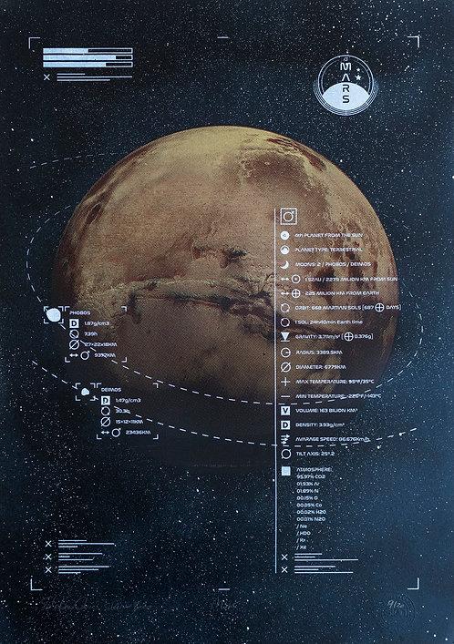 MARS - Limited Varied Edition 9/20