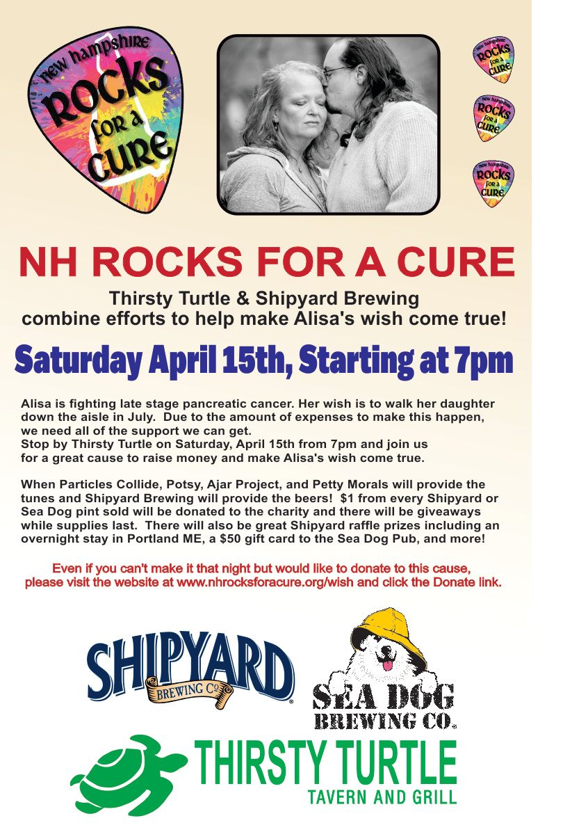 NH Rocks For The Cure-thirsty turtle_cc