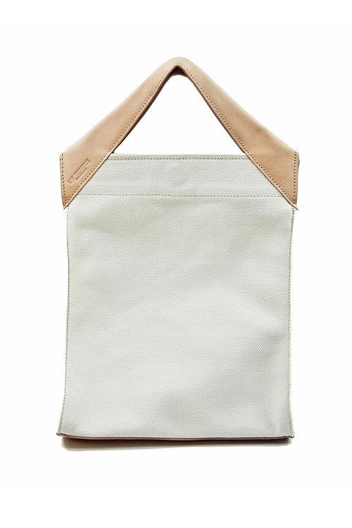 Paper Bag Classic Tote Cream