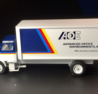 AOE Model Truck