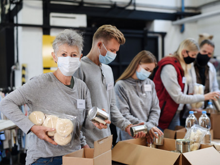 Philanthropy: Why Giving Back Is Part Of Our Sales Cycle