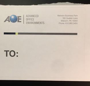 AOE Mailing Label