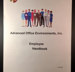 AOE Employee Handbook