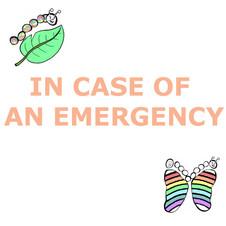 2 IN CASE OF AN EMERGENCY