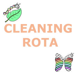 2. CLEANING ROTA