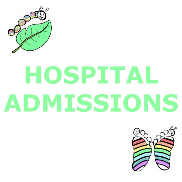 4 HOSPITAL ADMISSIONS