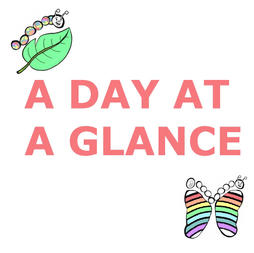 1. A DAY AT A GLANCE