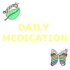 10 DAILY MEDICATION