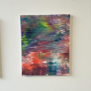 16x20in Acrylic On Canvas