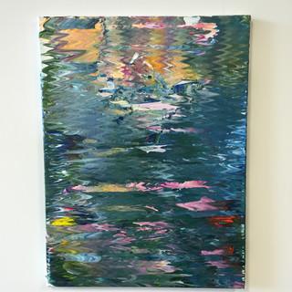 18x24in Acrylic On Canvas