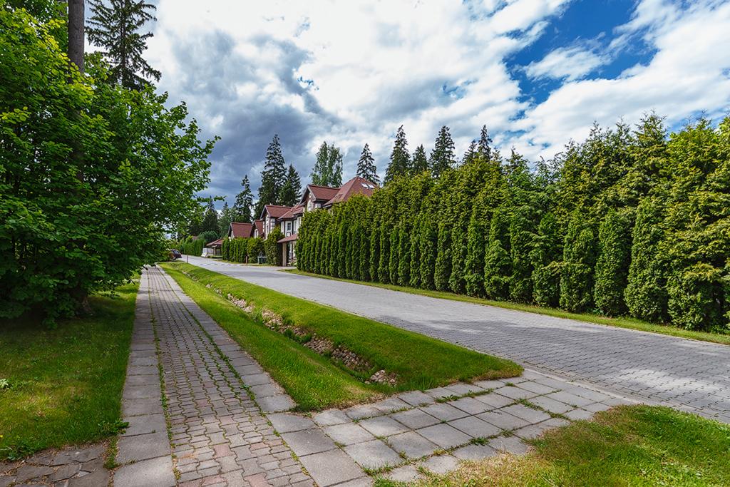 Фотосъемка загородного дома