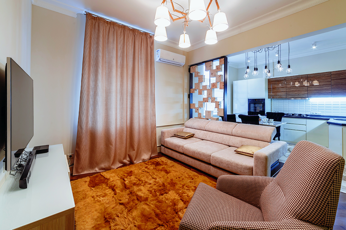 апартаменты, дом, квартира, интерьер