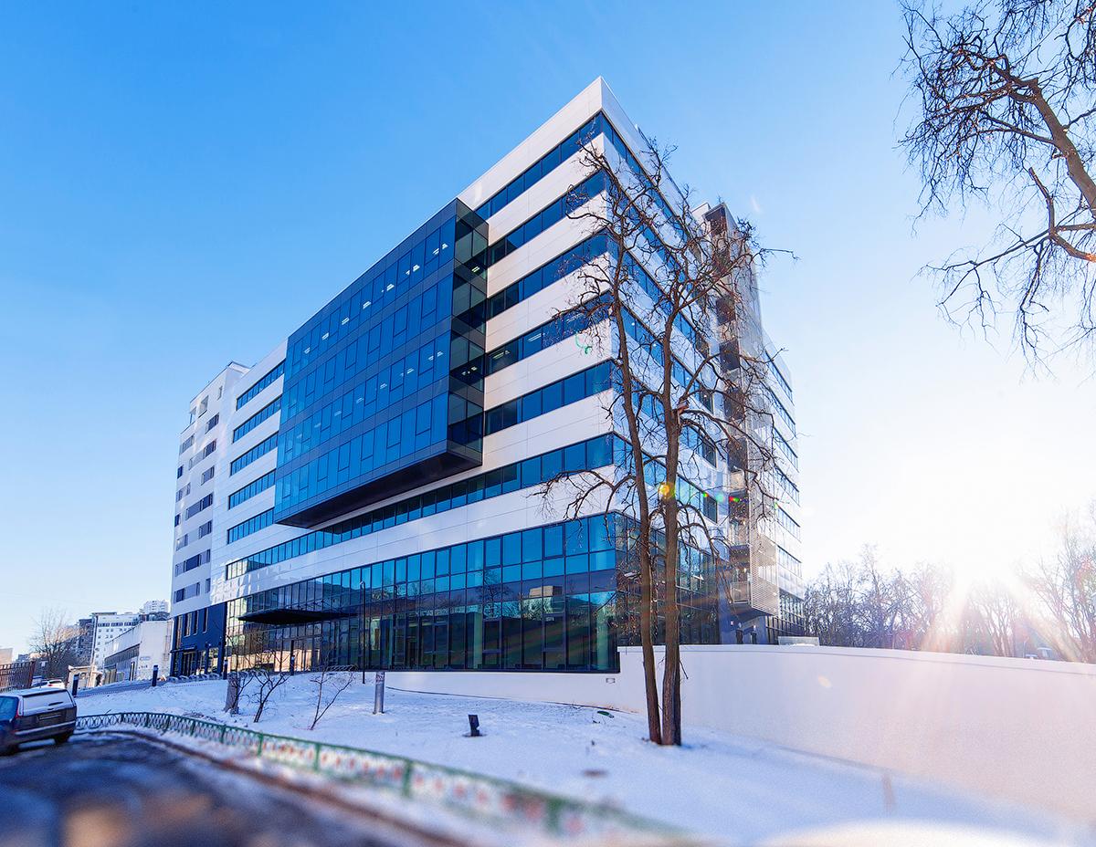 Бизнес центр Ленинский 119