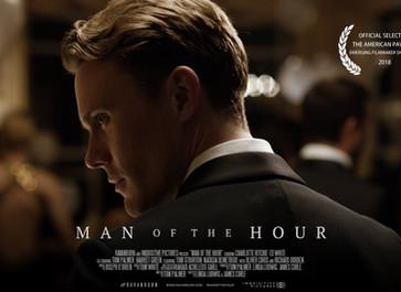 'Man of the Hour' gewinnt Award beim Filmfestival in Cannes