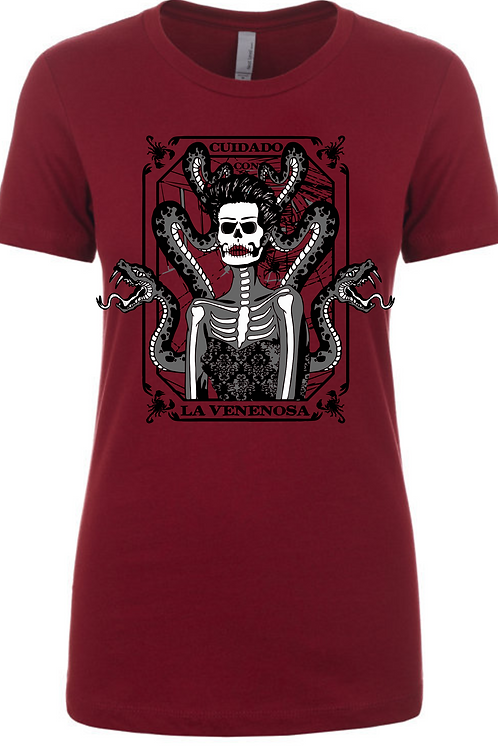 La Venenosa Women's T-shirt