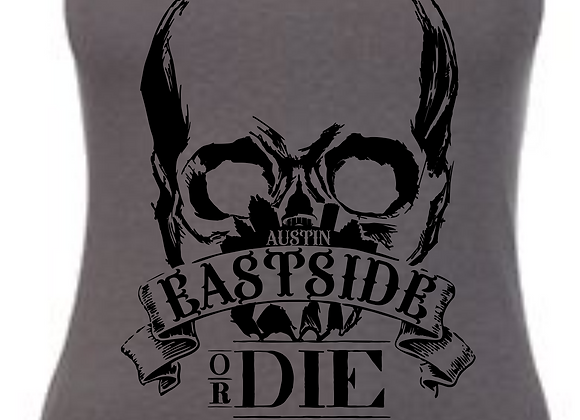 Eastside or Die Women's Racerback Tank