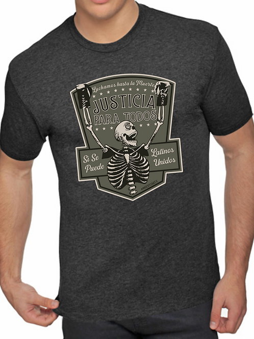 Justicia Para Todos T-shirt